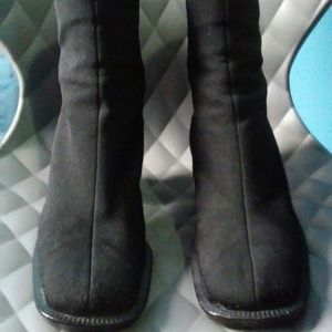 Leatherspa boots